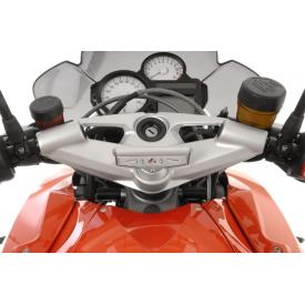 Fork Brace GPS Mount Adapter, BMW K1300S / R, K1200R / S Product Thumbnail