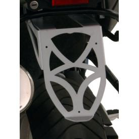 CLOSEOUT - License plate mounting, Aluminium BMW F800ST (Was $164) Product Thumbnail