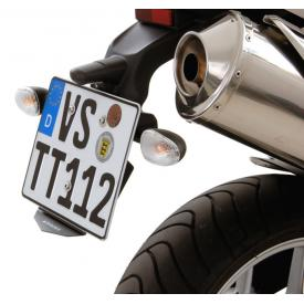Number plate splash guard, Triumph Tiger 1050i Product Thumbnail