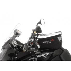 Closeout! - New Style tank bag, Triumph Tiger 1050i Limited Edition black (Was $300) Product Thumbnail