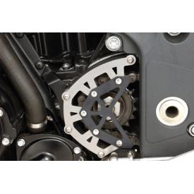 Pinion guard, stainless steel Triumph Speed Triple 1050i Product Thumbnail