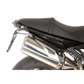 CLOSEOUT - Heat protection shields for original silencer Triumph Speed Triple 1050i (Was $103) Product Thumbnail