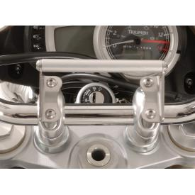 CLOSEOUT - GPS Bracket Adapter, Triumph Street Triple 675 / R, 2012-on (Was $72) Product Thumbnail
