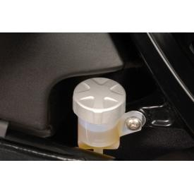 CLOSEOUT - Rear Brake Fluid Reservoir Cap, Gold, BMW F800R / ST (Was $69) Product Thumbnail