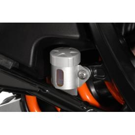 Rear Brake Fluid Reservoir Guard, Silver, BMW F800R Product Thumbnail