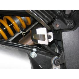 Rear Brake Fluid Reservoir Guard, KTM 1190 / 1290 / 790 / Multistrada 1200 (2010-2014) / BMW F650GS single / G650GS / Sertao / TR650 Product Thumbnail