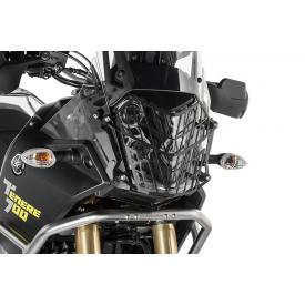 Quick Release Aluminum Headlight Guard, Yamaha Tenere 700 Product Thumbnail