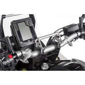 GPS Handlebar Bracket Adapter, for 20mm Bar Risers, Yamaha Tenere 700 Product Thumbnail