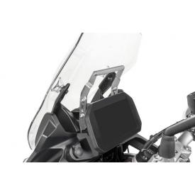 Adjustable GPS Mounting Bracket V2, Above Gauges, BMW F850GS / ADV, F750GS Product Thumbnail