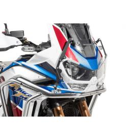 Quick Release Clear Headlight Guard, Honda Africa Twin CRF1100L Adventure Sports Product Thumbnail