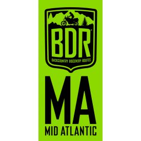 MABDR Pannier Decal, Mid-Atlantic Backcountry Discovery Route Product Thumbnail