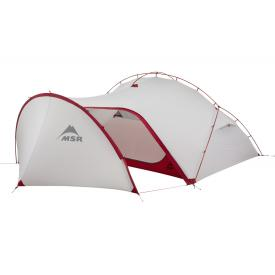 Closeout! - MSR Hubba Tour - Motorcycle Touring Tent (Was $750-$650) Product Thumbnail