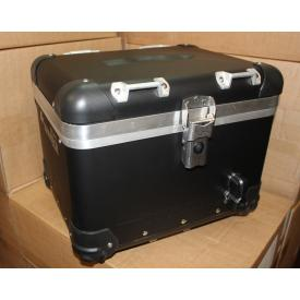 Scratch & Dent, Zega Pro Topcase, Black, 38L with Rapid Trap, 050-0683, Was $550 Product Thumbnail