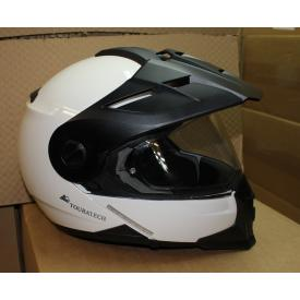 Scratch & Dent, Touratech Aventuro Mod Helmet, White, XL, 500-2274, Was $750 Product Thumbnail