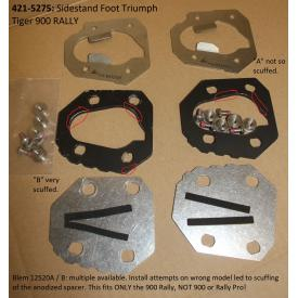 Scratch & Dent - Large Sidestand Foot, Triumph Tiger 900 Rally (RALLY ONLY), 421-5275, Was $69.95 Product Thumbnail