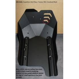 Scratch & Dent - Expedition Skid Plate, Black, Yamaha Tenere 700, 632-5141, Was $349.95 Product Thumbnail