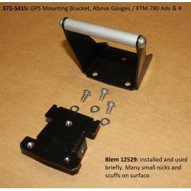 Scratch & Dent - GPS Mounting Bracket, Above Gauges, KTM 790 Adventure / R, 372-5415, Was $74.95 Product Thumbnail
