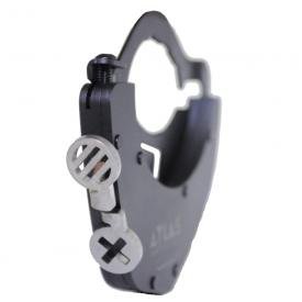 ATLAS Throttle Lock, Universal Motorcycle Cruise Control Product Thumbnail