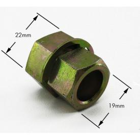 22-19mm Hex BMW Axle Adapter Tool - R1200 and F800 Product Thumbnail