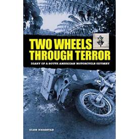 Two Wheels Through Terror (autographed hardcover) Product Thumbnail