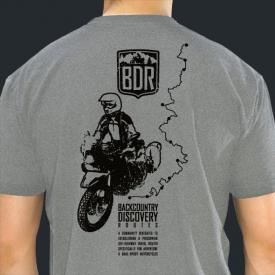 Backcountry Discovery Route (BDR) High Performance Shirt Product Thumbnail