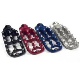 Fastway Extra-Wide Adventure Foot Pegs, Most BMW GS Models Product Thumbnail