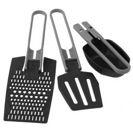 MSR Alpine Folding Utensils (Set of 3) Product Thumbnail