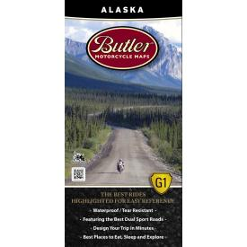 Butler Motorcycle Maps - Alaska Product Thumbnail