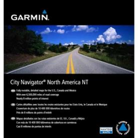 Garmin City Navigator North America NT microSD/SD Card Product Thumbnail