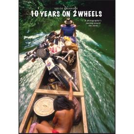 Book - 10 Years on 2 Wheels by Helge Pedersen Product Thumbnail