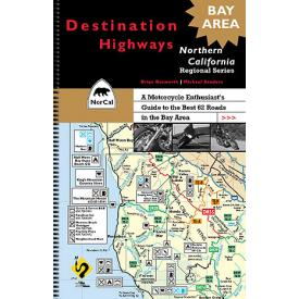 CLOSEOUT! - Destination Highways Bay Area Booklet (was $19.95) Product Thumbnail