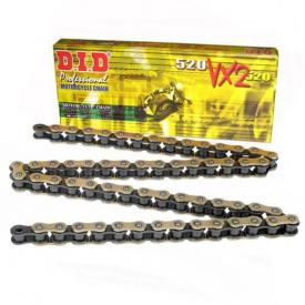 X-ring Chain DID Gold 520VX2-116L Product Thumbnail