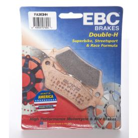 EBC HH Brake Pads, BMW R1200GS etc. Rear FA363HH Product Thumbnail