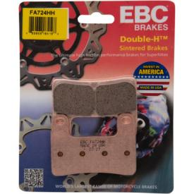 EBC HH Brake Pads Front, BMW R1250GS / GSA / R / RT, S1000R / RR Product Thumbnail
