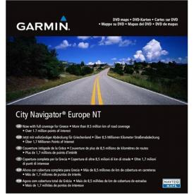 Garmin MapSource City Navigator NT Europe Product Thumbnail