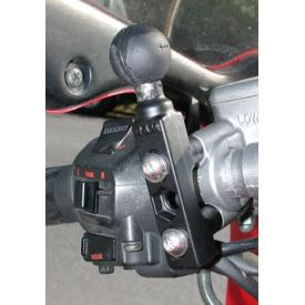 RAM Universal Motorcycle Mount - 1 Ball ( 068-0233 ) Product Thumbnail