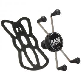 RAM Universal X-Grip Motorcycle Cell Phone Holder, Large (Cradle Only) Product Thumbnail