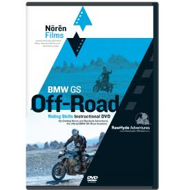 BMW GS Off-Road Riding Skills Instructional DVD Product Thumbnail