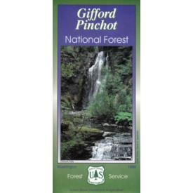Gifford Pinchot National Forest Map Product Thumbnail