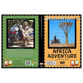 GlobeRiders Africa Adventure DVD Product Thumbnail