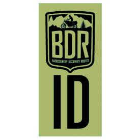IDBDR Pannier Decal, Idaho Backcountry Discovery Route Product Thumbnail