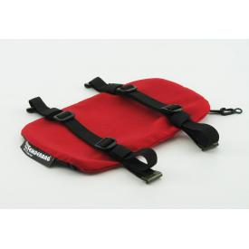 Spare-Tube Fenderbag in Red Product Thumbnail