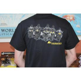 Touratech 'Riders on the Storm' T-Shirt Product Thumbnail