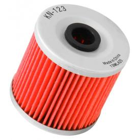 K&N Oil Filter, Kawasaki KLR 650, 1987-on Product Thumbnail