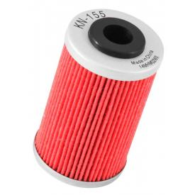 K&N Oil Filter, KTM LC4, 690, 390, RFS, Husqvarna 701, Tall Filter Product Thumbnail