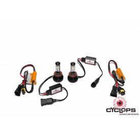 Cyclops LED Headlight Conversion, KTM 1190 / 1290 Adventure R, SA Product Thumbnail