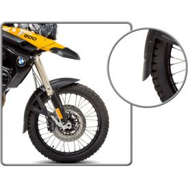 BMW F800GS / ADV Front Fender Extender, Carbonfibre Black Product Thumbnail