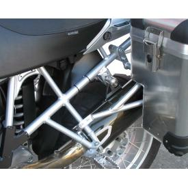 BMW R1200GS /Adventure Rear Forward Splash Guard, Matte Black Product Thumbnail