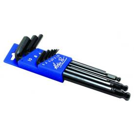 Metric Ball-End Hex Key Set Product Thumbnail