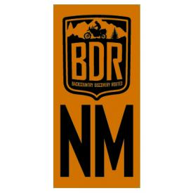 NMBDR Pannier Decal, New Mexico Backcountry Discovery Route Product Thumbnail